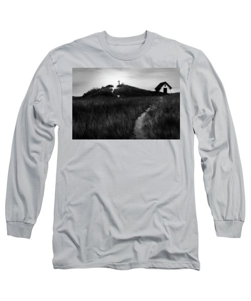 Long Sleeve T-Shirt featuring the photograph Guiding Light by Bill Wakeley