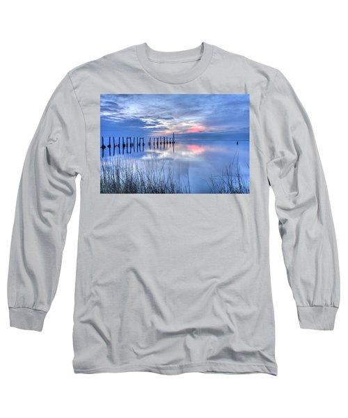 Gulf Reflections Long Sleeve T-Shirt