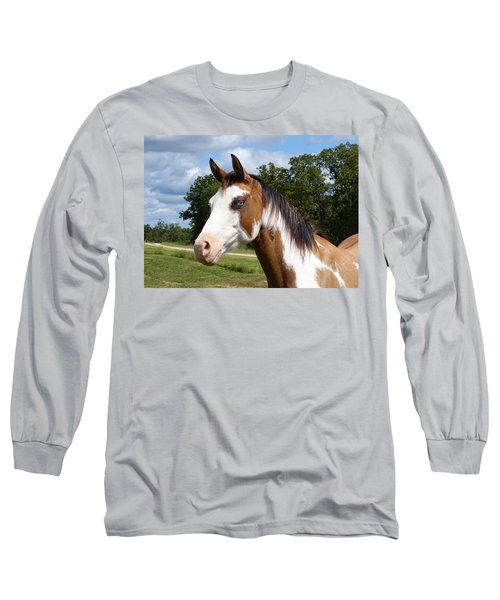 Gypsy Paint Long Sleeve T-Shirt