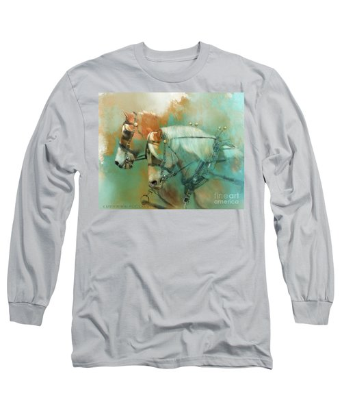 Haflinger Team Long Sleeve T-Shirt