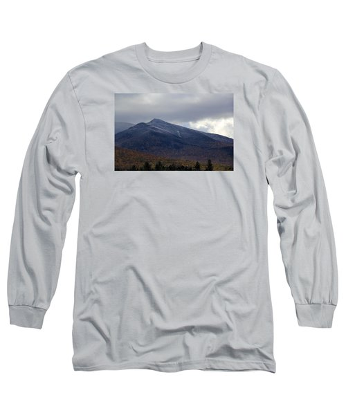 Half And Half Long Sleeve T-Shirt