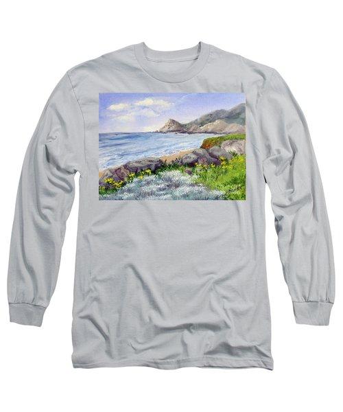 Half Moon Bay Long Sleeve T-Shirt