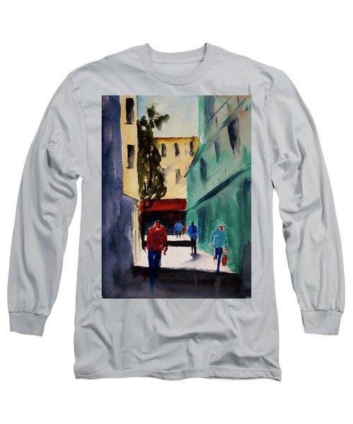Hang Ah Alley1 Long Sleeve T-Shirt