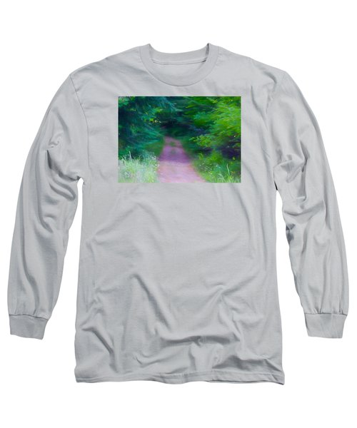 Long Sleeve T-Shirt featuring the photograph Hansel And Grettel by Susan Crossman Buscho