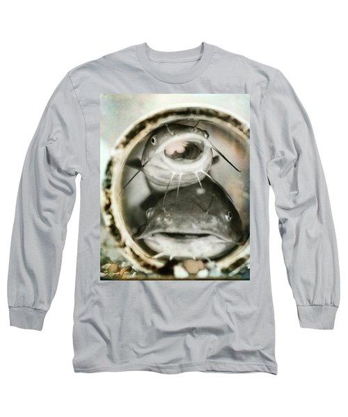 Happy Cats Long Sleeve T-Shirt