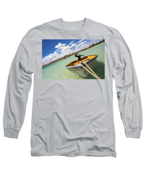 Happy Dinghy Long Sleeve T-Shirt
