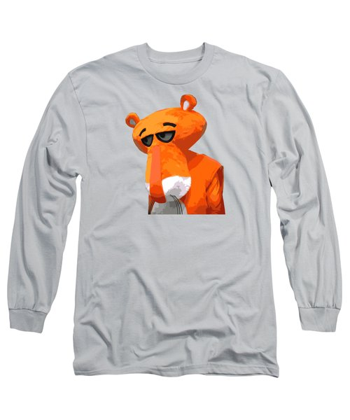 Happy Panther Long Sleeve T-Shirt