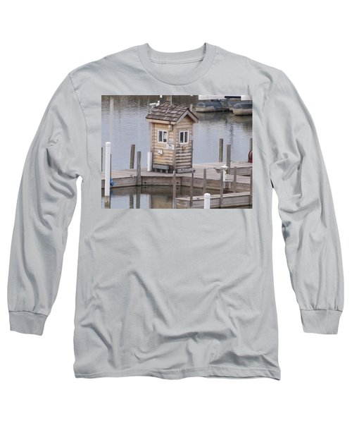 Harbor Shack Long Sleeve T-Shirt