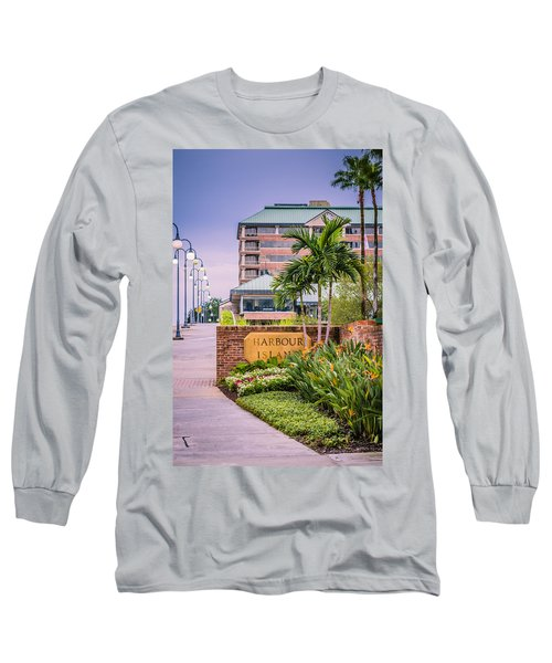 Harbour Island Retreat Long Sleeve T-Shirt
