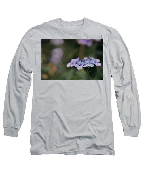 Hardy Blue Long Sleeve T-Shirt