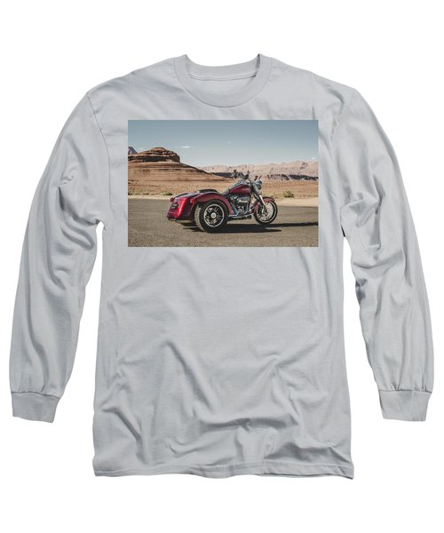 Harley-davidson Freewheeler Long Sleeve T-Shirt