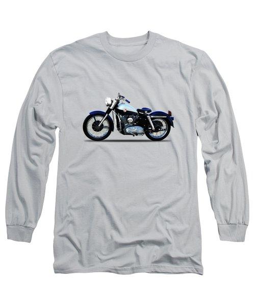 Harley Davidson Sportster 1957 Long Sleeve T-Shirt