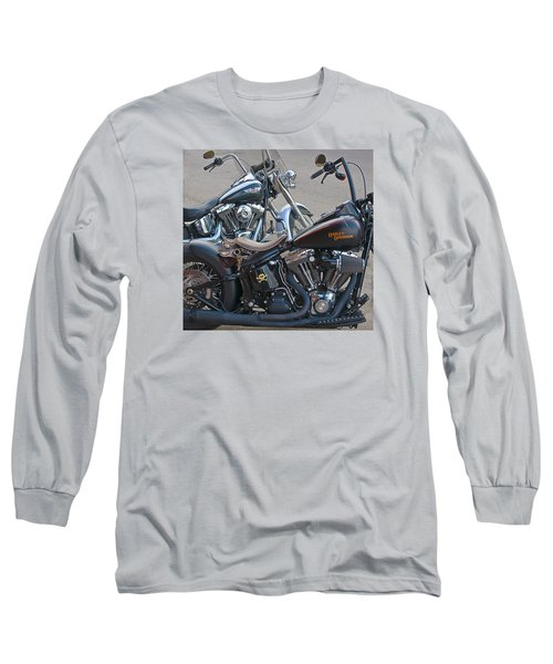 Harleys Long Sleeve T-Shirt