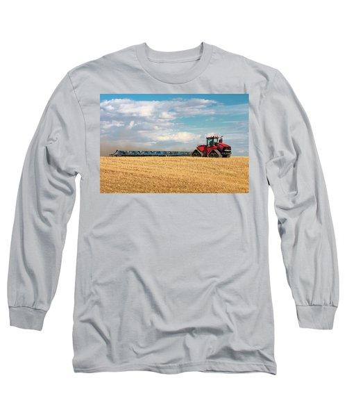 Harrow Cart Long Sleeve T-Shirt