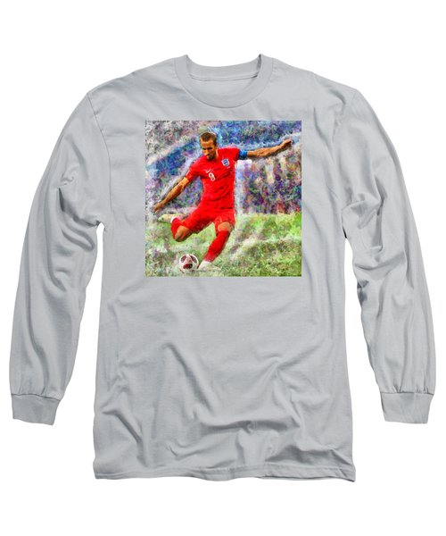 Harry Kane Long Sleeve T-Shirt
