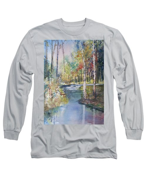 Hartman Creek Birches Long Sleeve T-Shirt