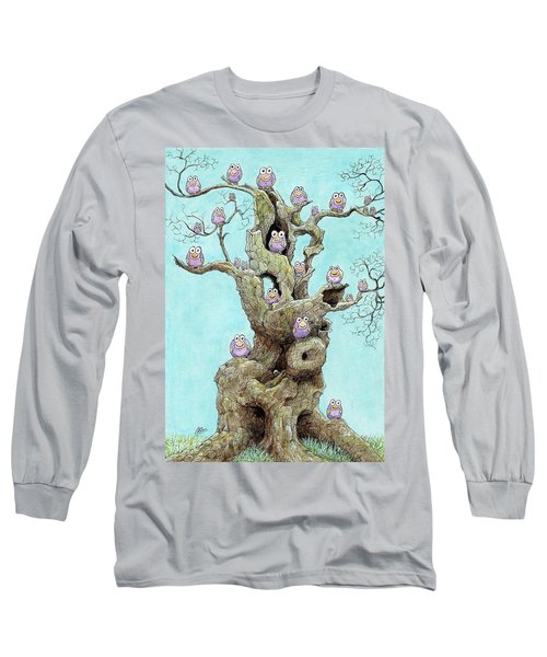 Hatchlings Long Sleeve T-Shirt by Charles Cater