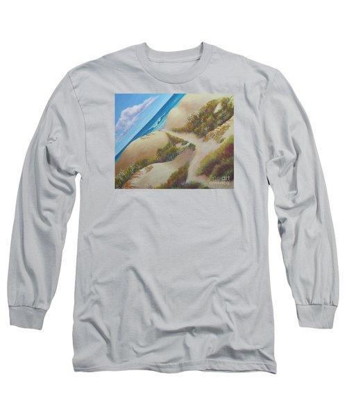 Hatteras Seashore Long Sleeve T-Shirt