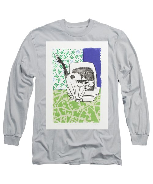 Have You Even Seen The Litter Long Sleeve T-Shirt by Leela Payne