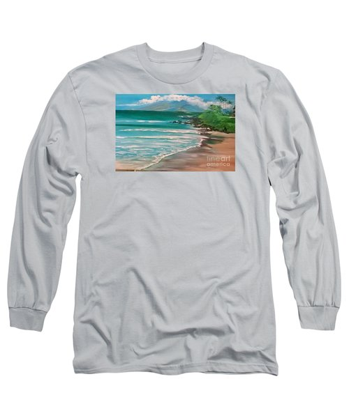 Hawaii Honeymoon Long Sleeve T-Shirt