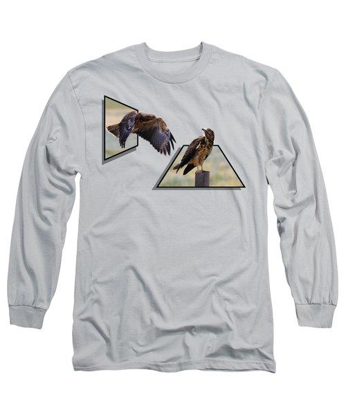 Hawks Long Sleeve T-Shirt