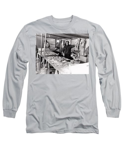 Hay Market  Long Sleeve T-Shirt