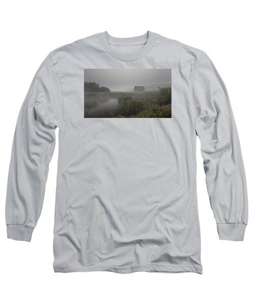 Haynes Ranch Predawn Long Sleeve T-Shirt by John Poon