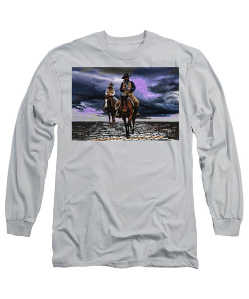 Headed Home Long Sleeve T-Shirt