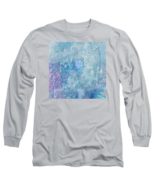 Healing Art By Sherri Of Palm Springs Long Sleeve T-Shirt by Sherri's Of Palm Springs