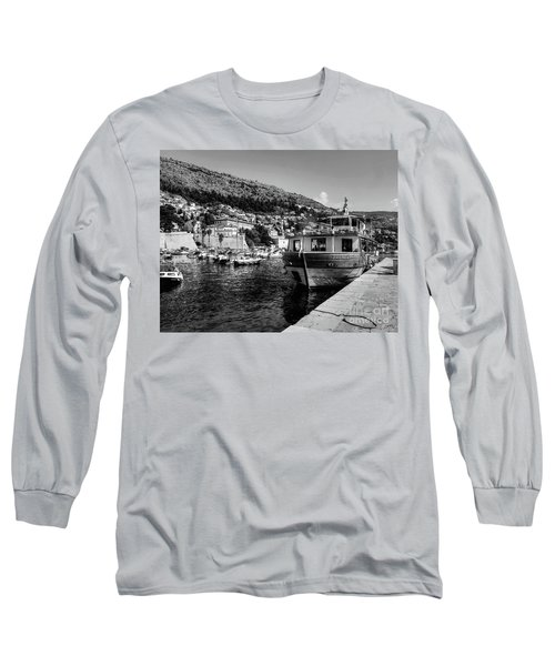 Heart Of The Harbour Long Sleeve T-Shirt