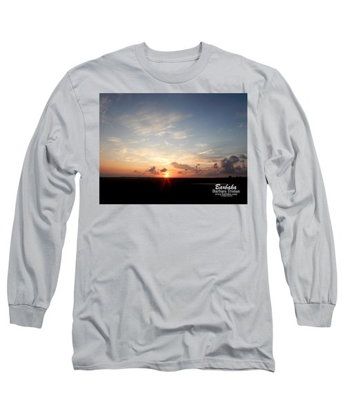 Hearts In The Distance Long Sleeve T-Shirt