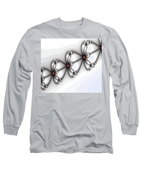 Hearts Of Fire Long Sleeve T-Shirt