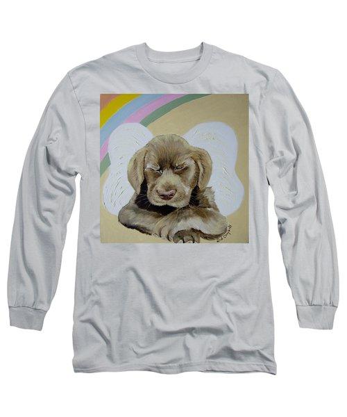 Heaven's Little Angel Long Sleeve T-Shirt