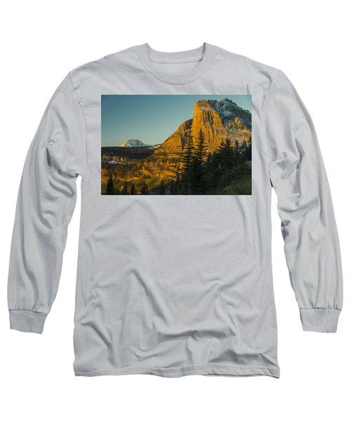 Heavy Runner Mountain Long Sleeve T-Shirt