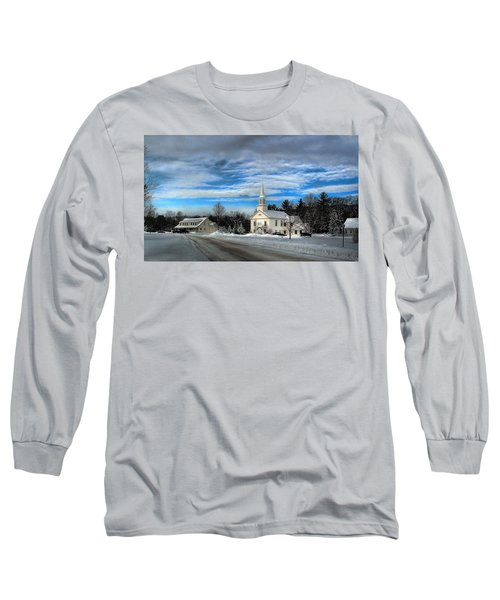 New Snow On Hebron Common Long Sleeve T-Shirt