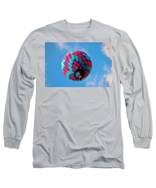Helen Hot Air Balloon Long Sleeve T-Shirt