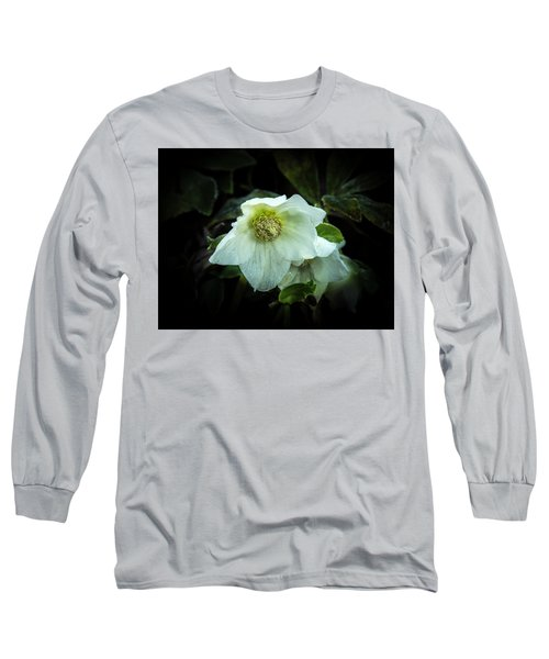 Helleborus Through The Darkness Long Sleeve T-Shirt