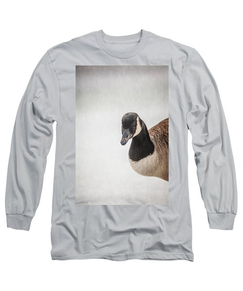 Hello There Long Sleeve T-Shirt by Karol Livote
