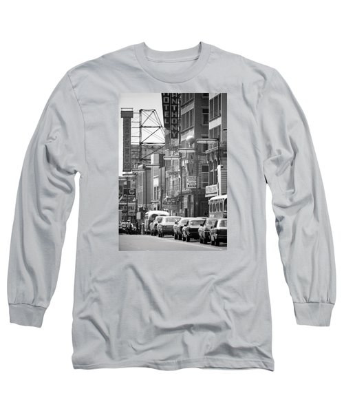 Hennepin And The Orpheum Long Sleeve T-Shirt