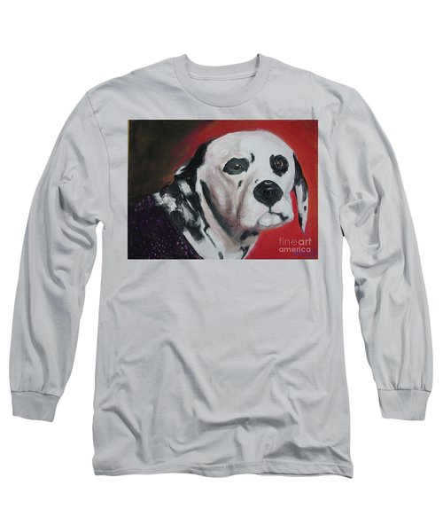 Henry Long Sleeve T-Shirt by Lyric Lucas