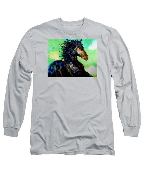 Hercules Long Sleeve T-Shirt