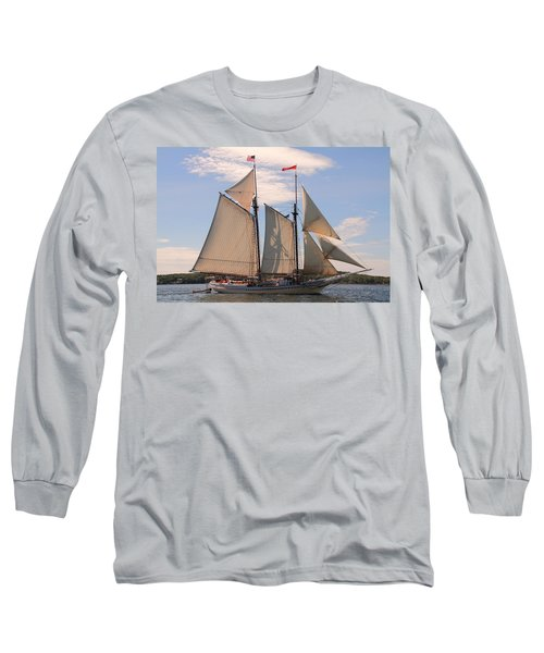 Heritage Full Sail Long Sleeve T-Shirt