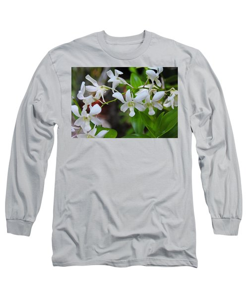 Long Sleeve T-Shirt featuring the photograph Hero Of My Heart by Michiale Schneider