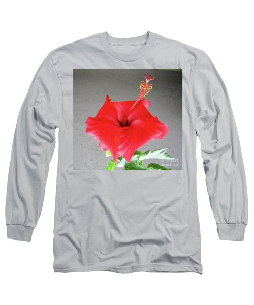 Hibiscus #1 Long Sleeve T-Shirt