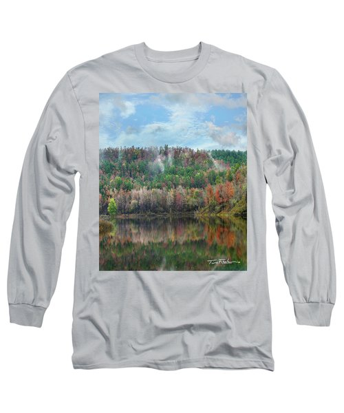 Hickory Forest Long Sleeve T-Shirt