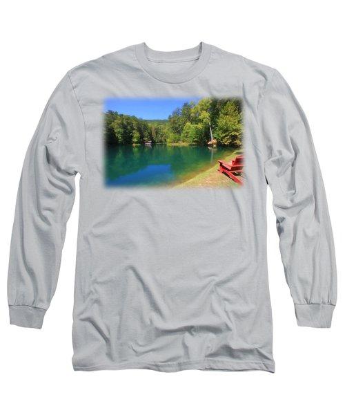 Hidden Hollow Long Sleeve T-Shirt