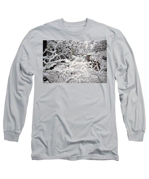 Long Sleeve T-Shirt featuring the photograph Hidden Treasure by Eric Liller