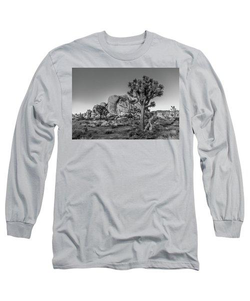 Hidden Valley Rock Long Sleeve T-Shirt