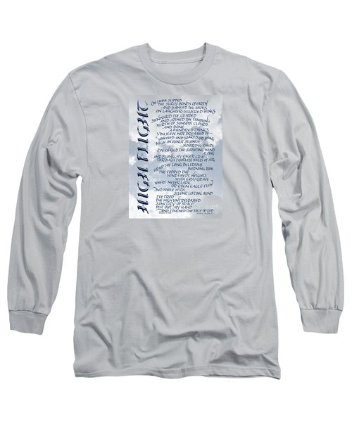 High Flight Long Sleeve T-Shirt