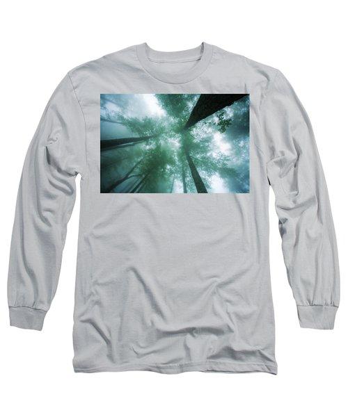 High In The Mist Long Sleeve T-Shirt